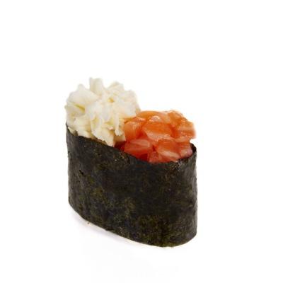 Крим суши лосось-resized